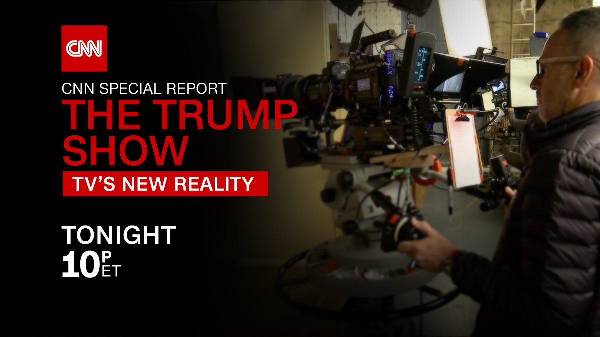 Join CNN's @brianstelter for a look at how the Trump presidency is changing scripted TV. #TrumpShow airs now. https://t.co/GtBhyXTEoB