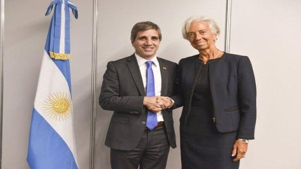 #FMI instalará una sede en #Argentina para monitorear que el país cumpla con los requisitos y condiciones dispuestos en el acuerdo financiero concretado con el Gobierno → https://t.co/HU5fuGHICF