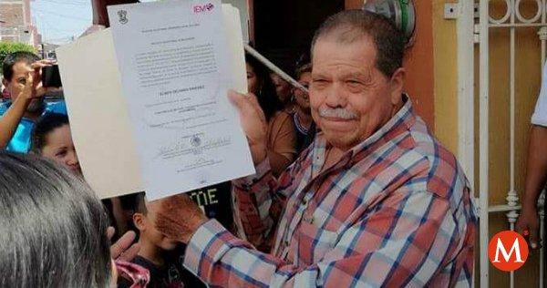 Asesinan a Eliseo Delgado Sánchez, alcalde electo de Buenavista, #Michoacán https://t.co/nKb4EsbfJ1 https://t.co/aDIE3RKO8F