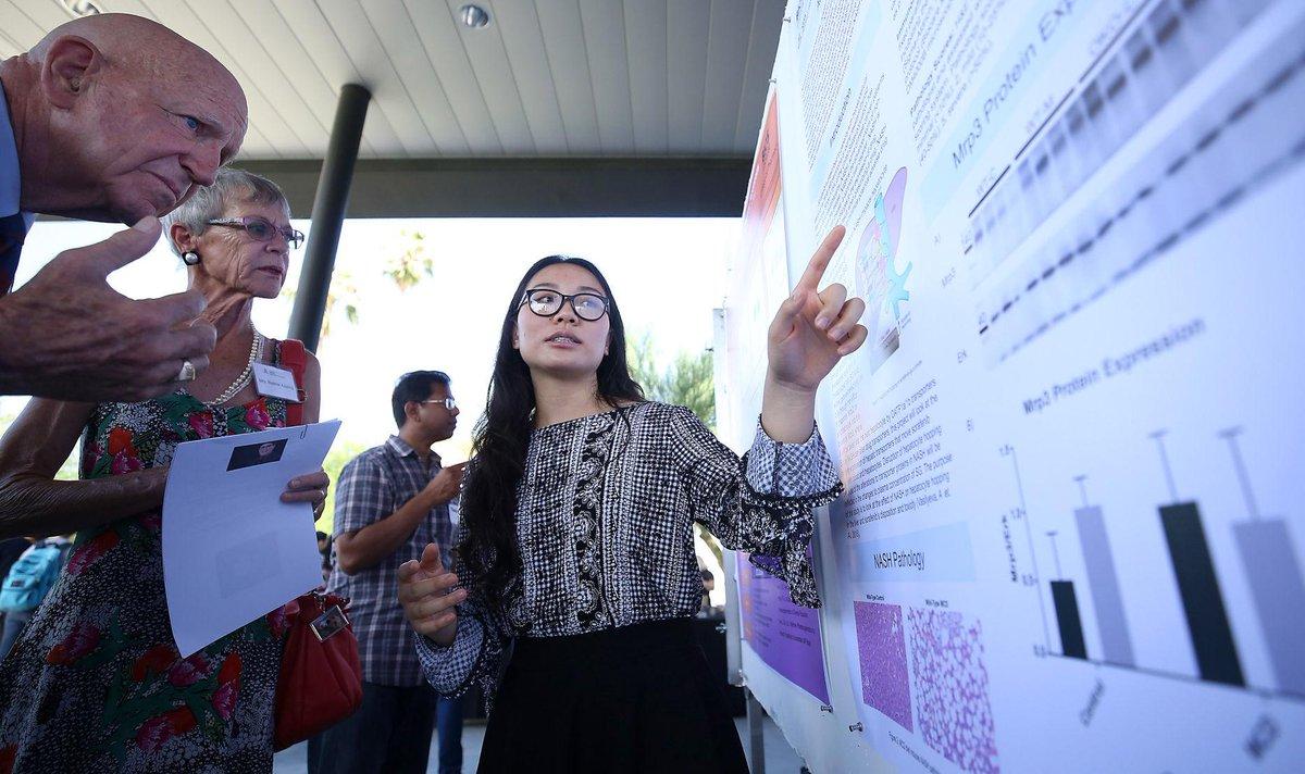 High schoolers get real laboratory experience during Bio5 internship program https://t.co/rQyDOWHWuJ