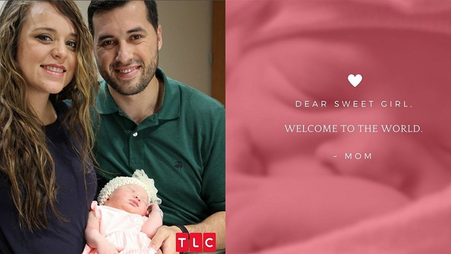 Jinger Duggar gives birth to her first child with husband Jeremy Vuolo https://t.co/0cq4zpzvHs