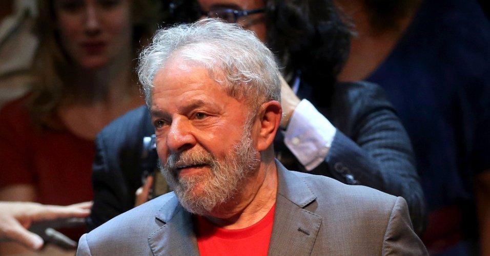 Ex-presidente preso no PR | Tribunal aceita recurso de Lula sobre elegibilidade https://t.co/AO0EqoRatW