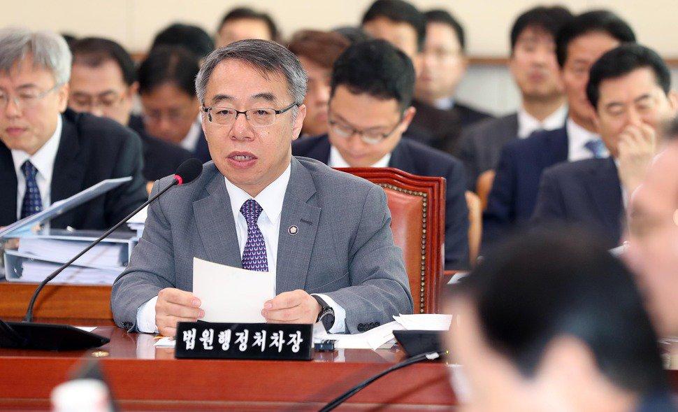 [속보] 검찰, '사법농단' 임종헌 전 법원행정처 차장 자택 압수수색 https://t.co/rLTTB6A97M