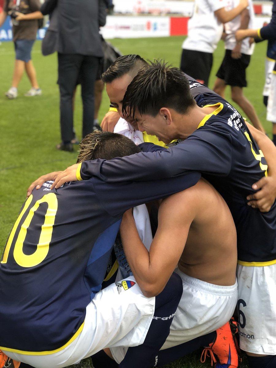 ¡Ecuador campeón mundial de fútbol en Olimpiadas Especiales! ► https://t.co/HwhP6EjbXL