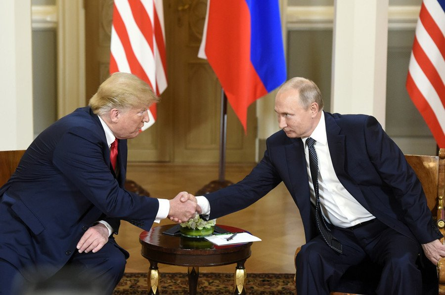 #DailyWorldBriefing on July 21 features: 1. Moscow open to another Trump-Putin meeting➡https://t.co/u8TW0FqmYp 2. 17 dead after tourist boat sinks in U.S.➡https://t.co/x4IQhWkIpk 3. Turkey, Netherlands to normalize relations after row➡https://t.co/b3Qx0U0abN