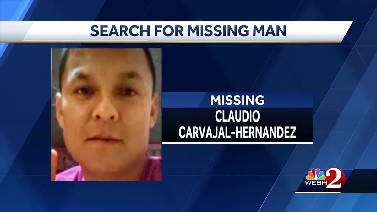 Search continues for missing man https://t.co/yKPVn42txU