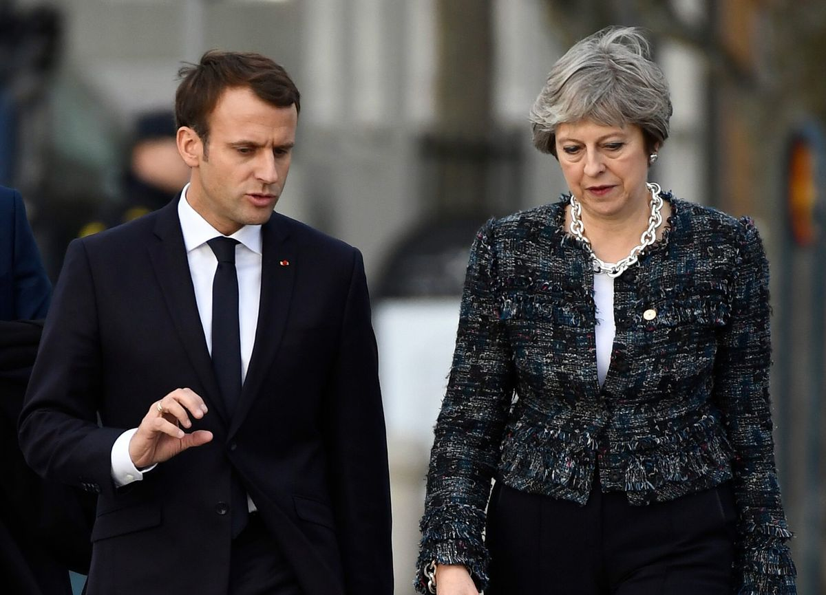 Britain sees convincing France as key to getting a Brexit deal  https://t.co/ISNI185SqD