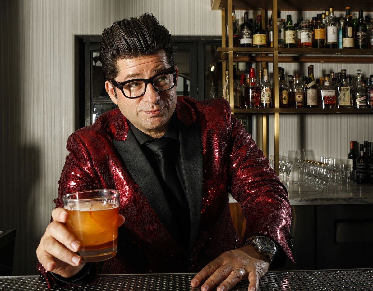 Meet the sequined, Elvis-haired ringmaster who fights childhood hunger with quips and hard work https://t.co/vwsjGJGm1q