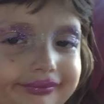 Image result for girl with glitter eyeshadow vine