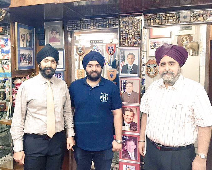 Absolutely lovely to have met Jesse & Victor Gulati, most amazing Thai Sikh tailors in Bangkok -favourites of VIPs & have stitched suits for US Presidents & Ambassadors #Sikhs #Thailand 🇹🇭 @Chutintorn_Sam