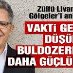 Zülfü Livaneli Twitter Photo