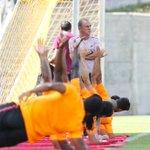 Galatasaray - Valencia Twitter Photo