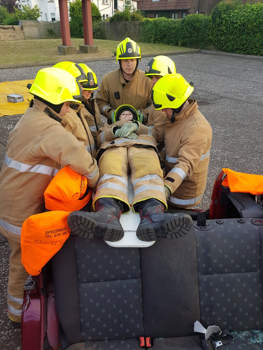 test Twitter Media - Continuing with our Extrication training this week's topic is casualty removal. https://t.co/vAKi0MKxTU