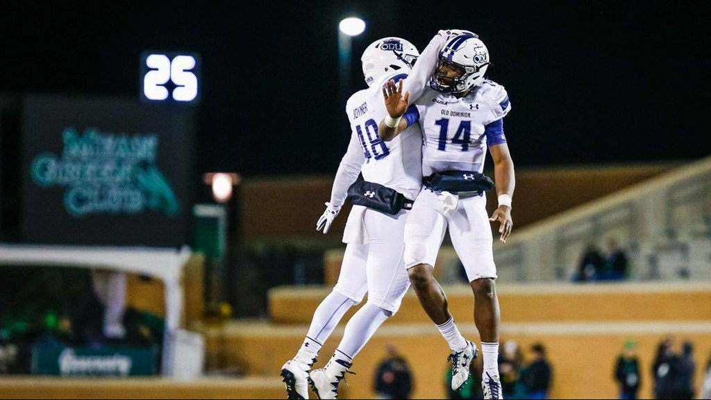 ODU Monarchs look to surprise this fall https://t.co/hnwhD3SNY6