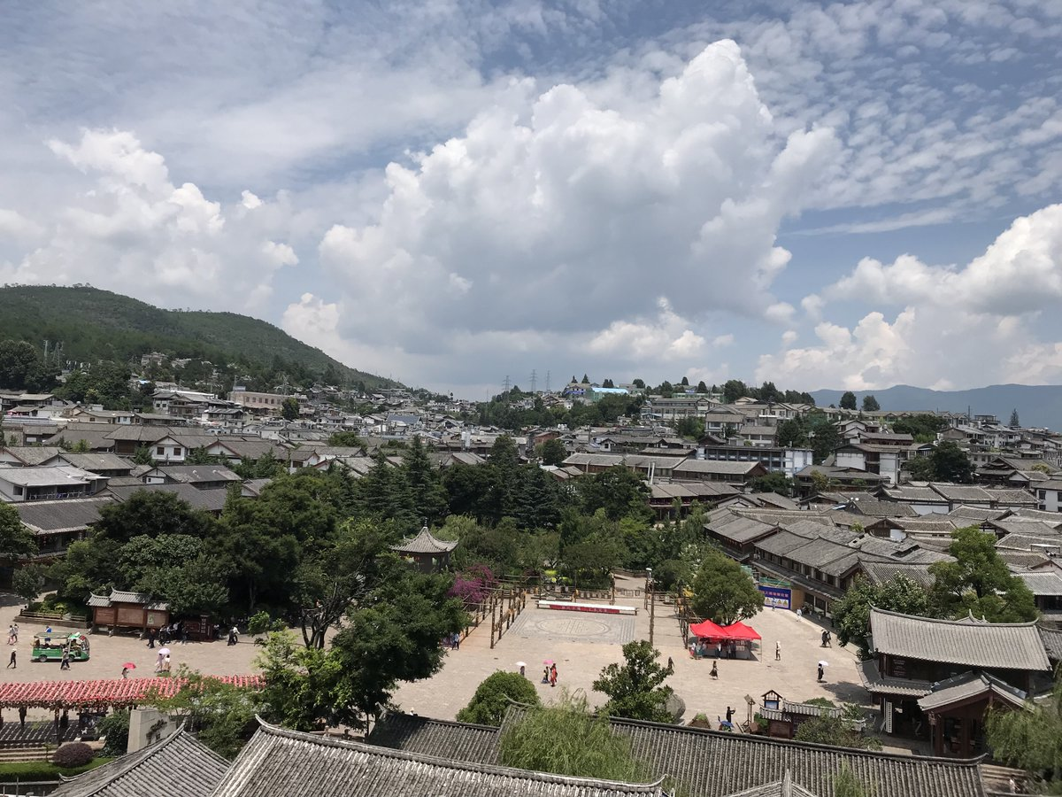 """UNESCO site #Lijiang, SW China's Yunnan Province vows to further combat """"over commercialization"""" in tourism https://t.co/E5kcoZTnNc"""