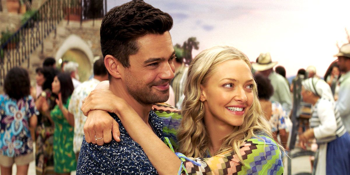 Dominic Cooper Was Awkwardly Asked About Working With His Ex Amanda Seyfried on 'Mamma Mia!' Sequel 😬 https://t.co/VzyH9Uaq2b