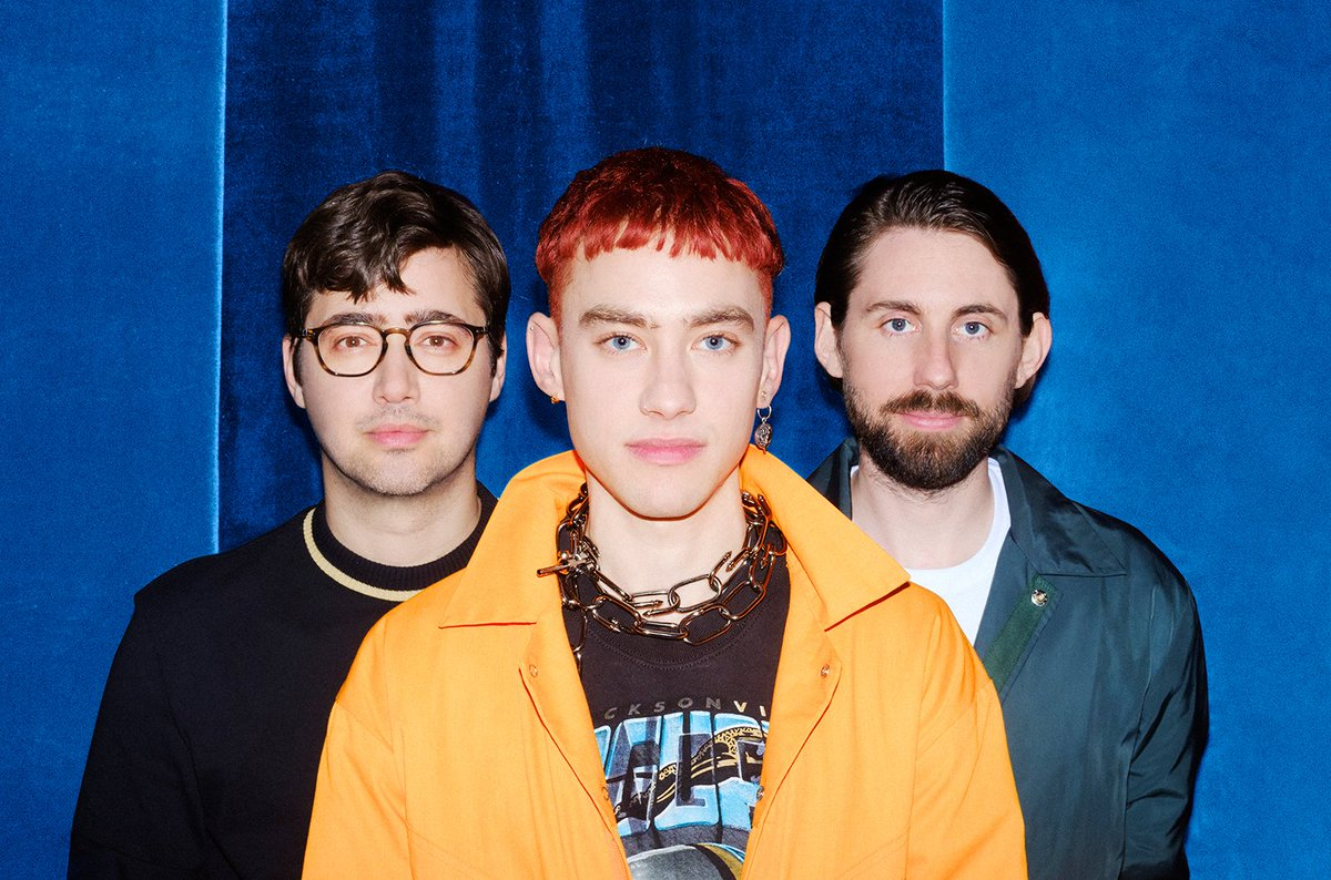 Years & Years earn their second No. 1 on Top Dance/Electronic Albums chart https://t.co/Fe4xLFTHCu