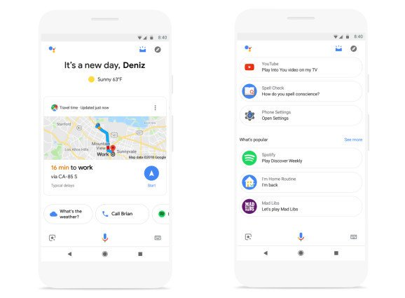 Now you can use Google Assistant to map out your day https://t.co/gJDOBkWZyA