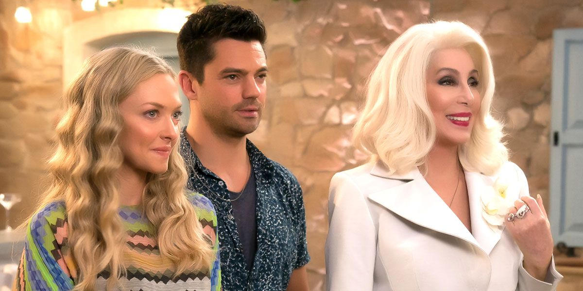 The Most Ridiculous Moments in 'Mamma Mia! Here We Go Again' 😂 https://t.co/XiZLfXmdIs