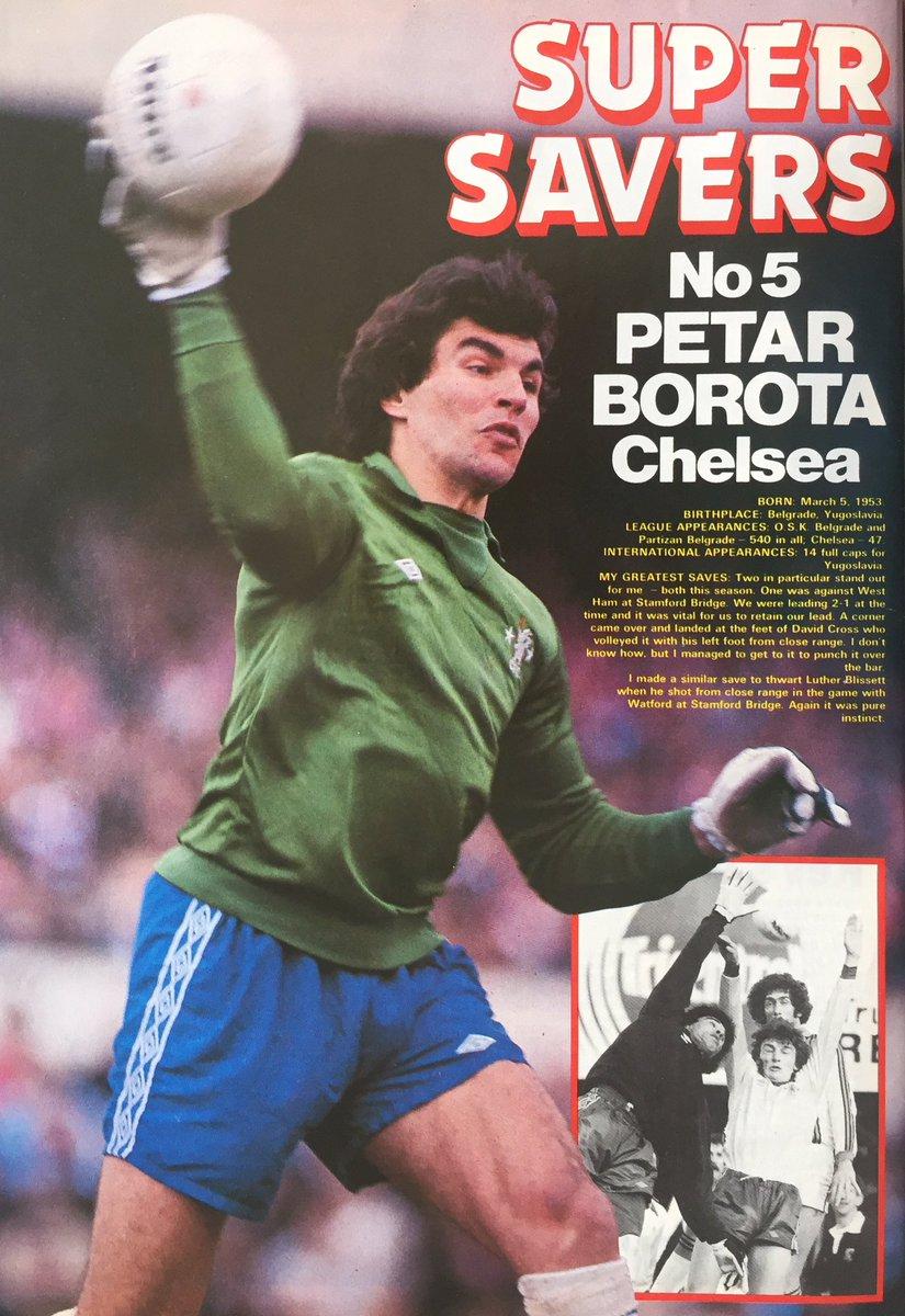 """Mal Winkles Football Memorabilia on Twitter: """"Petar Borota #CFC ..."""