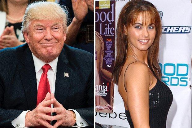 Donald Trump 'secretly caught on tape talking about HUSH MONEY for Playboy model dailystar.co.uk/news/latest-ne…