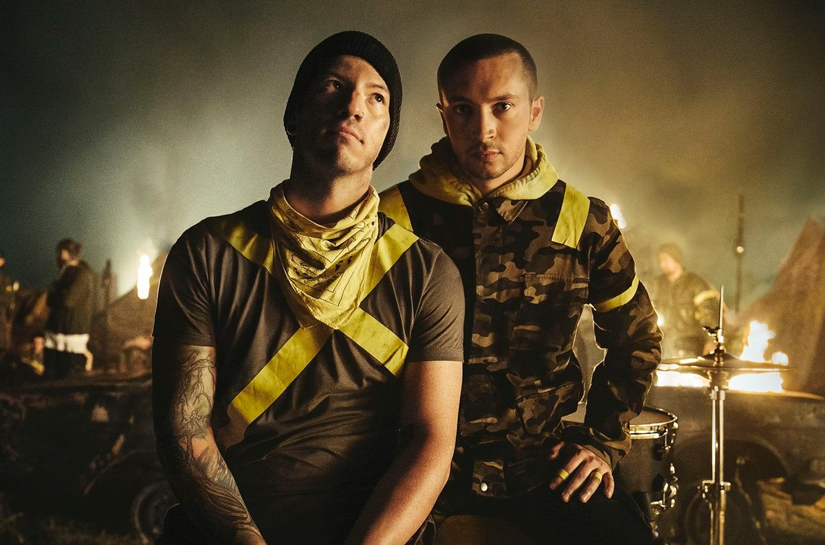 Twenty One Pilots' 'Jumpsuit' & 'Nico and the Niners' land them back on the rock charts https://t.co/NQUeYPCcIg