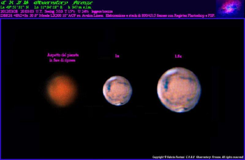 #Marte spettacolare nel cielo di #luglio, su @AnsaScienza  la #maratonamarziana con   le bellissime foto degli astrofili della @divulgazioneuai https://t.co/6l7bpV5jsu