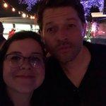 Misha Collins Twitter Photo