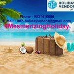 #MesmerizingHoliday Twitter Photo