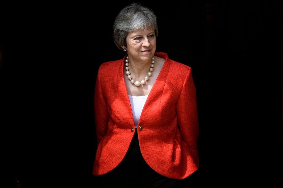 Theresa May pays the price of trust to survive in the Tory Brexit war https://t.co/5YxMuvd9oN