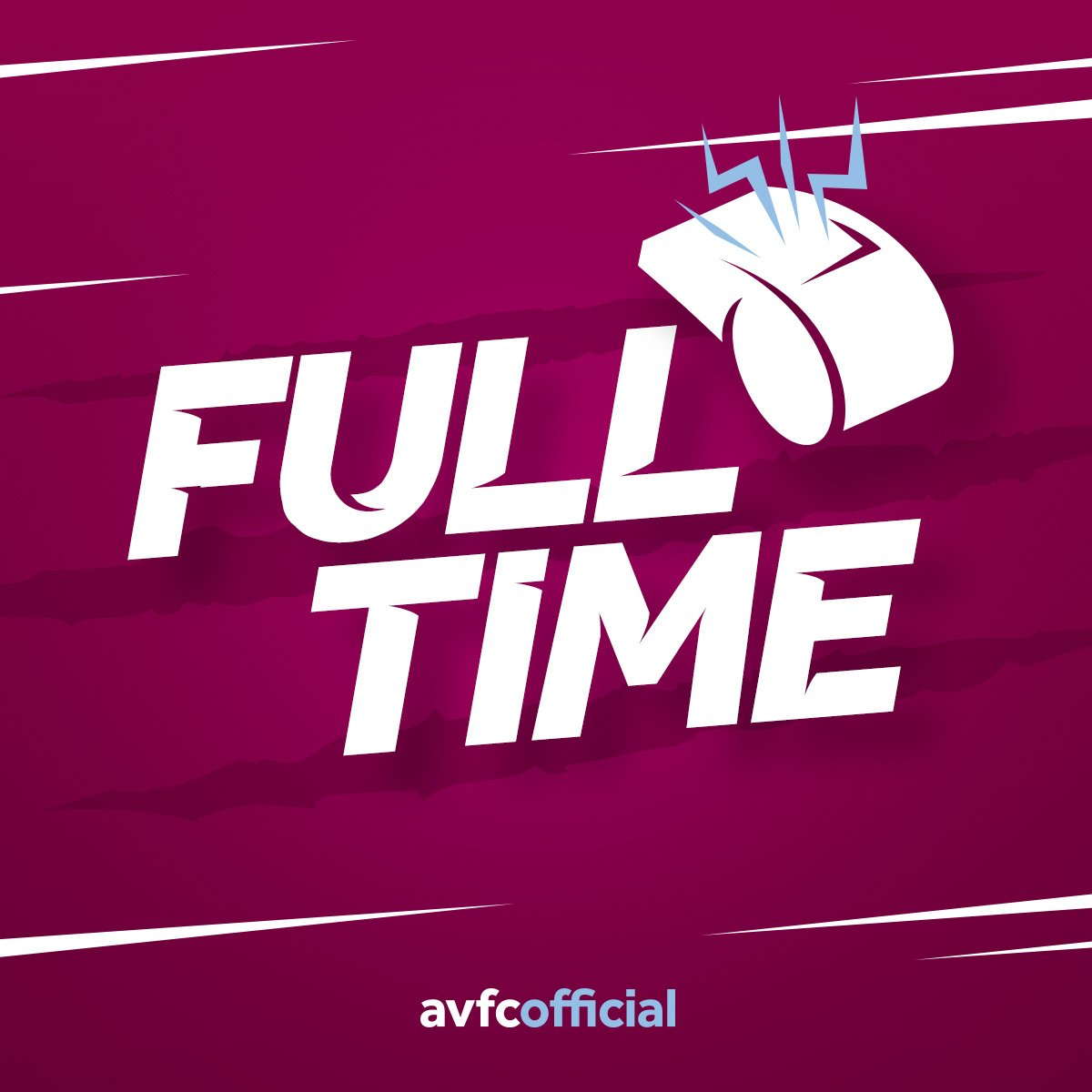 FT: Burton 0-4 #AVFC A comprehensive win in the end for Steve Bruces side after a very impressive second half performance. Fancy watching it all again? 👉 bit.ly/2uQYUfC #PartOfThePride #AVFC