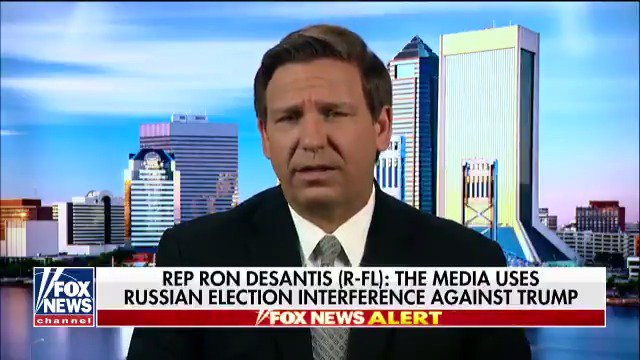 .@RepDeSantis: 'Putin meddled because he knew he could get away with it under Obama.' #Cavuto https://t.co/dyzpFd2hkJ