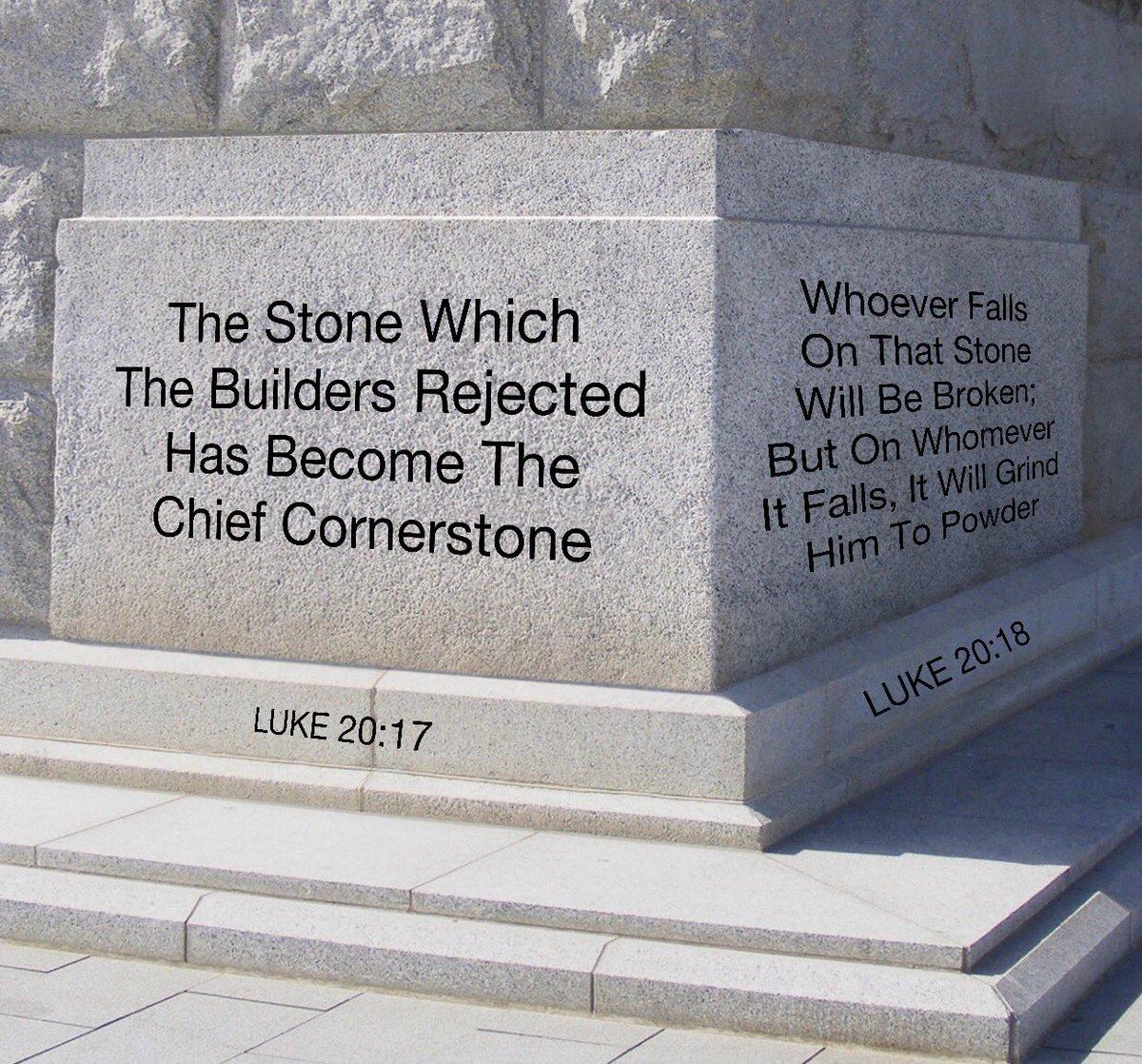 Kuvahaun tulos haulle Luke 20:17