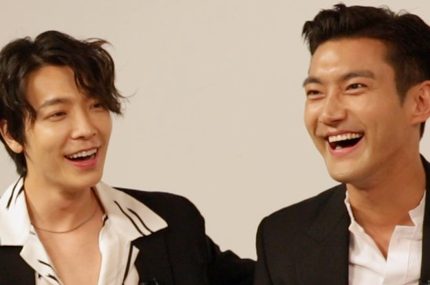 Come Play A Hilarious Game Of 'Would You Rather' With K-Pop Boy Band Super Junior https://t.co/pzKGc4yEEc