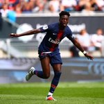 Timothy Weah Twitter Photo