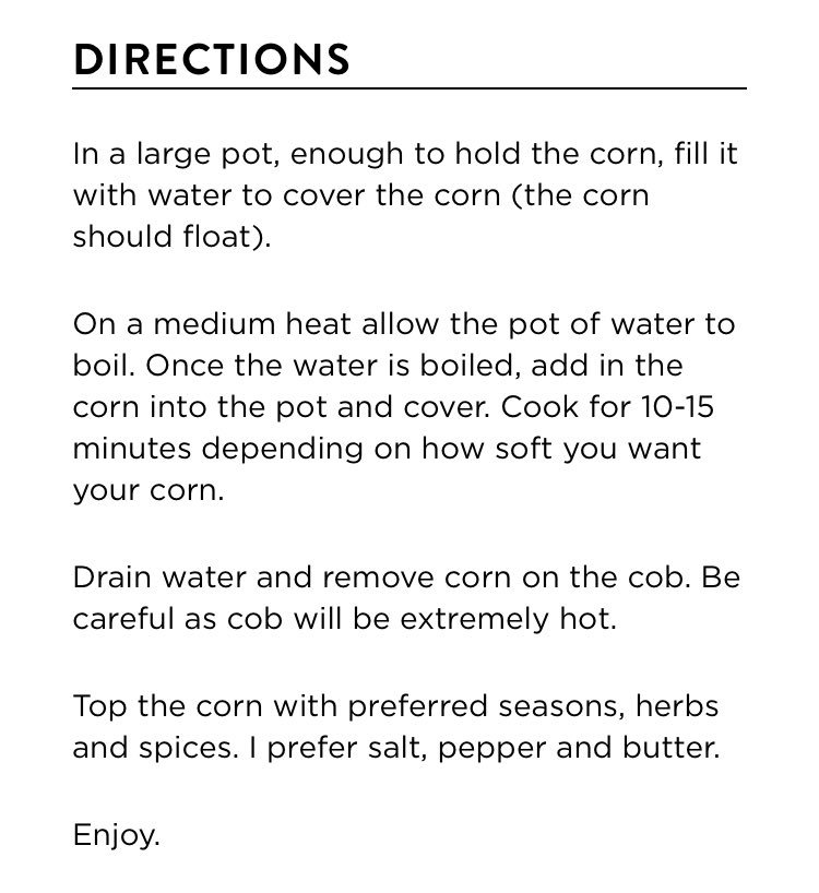 how long to boil corn