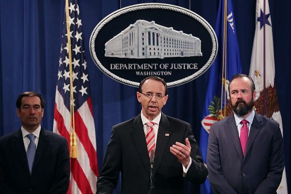 After Obama struggled to warn about Russia threat, Rod Rosenstein announces more aggressive approach https://t.co/1pd6GNMLYy