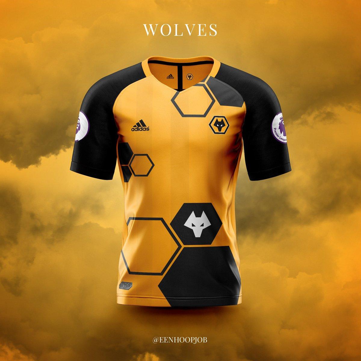 668e8f3ed Job - Eenhoopjob Football Kit Designs on Twitter