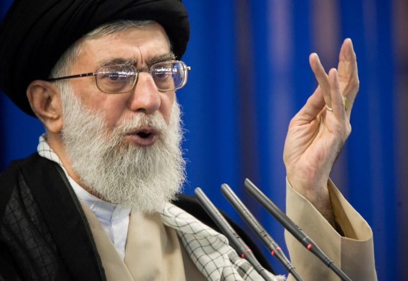 Iran leader backs suggestion to block Gulf oil exports if own sales stopped https://t.co/IA6QIgfQCK https://t.co/umsb4Hmd7R