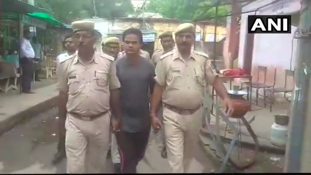 19-year-old boy awarded death sentence by a Court in Alwar earlier today, for raping a 7-month-old girl. #Rajasthan