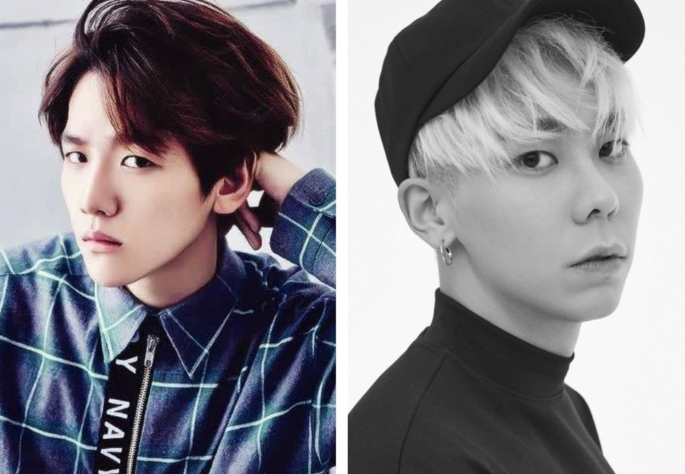 EXO's Baekhyun reveals possible collaboration with rapper LOCO https://t.co/LPLihyEd3p