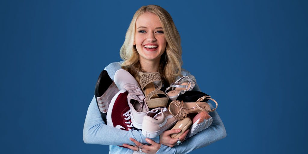 As if new shoes weren't rewarding enough - This could be you holding all these shoes because Shoe Perks gives you even more exclusive deals and rewards PLUS free shipping on all purchases for Gold members. What are you waiting for? https://t.co/gglVZY4JLE