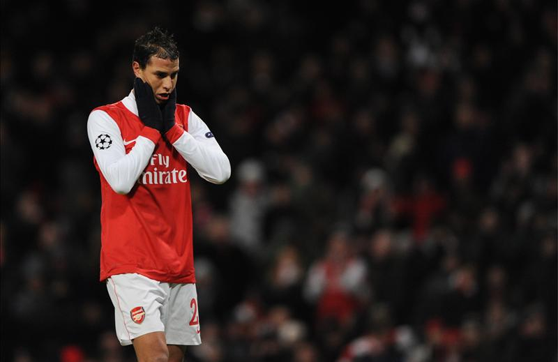 Marouane Chamakh for Arsenal in all competitions:  67 games 👕 14 goals ⚽  8/10 flop rating.