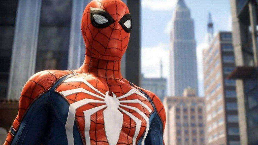PS4's Spider-Man gets a story trailer, exclusive suit revealed 👀 https://t.co/CdgBINh1rd