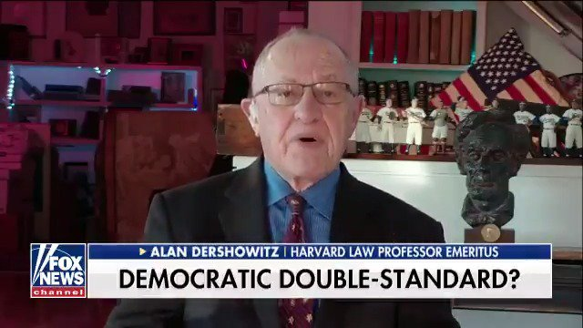.@AlanDersh: 'The special counsel is not interested either in Podesta or in Manafort. They're interested in @POTUS.' https://t.co/2SpPu7wF22