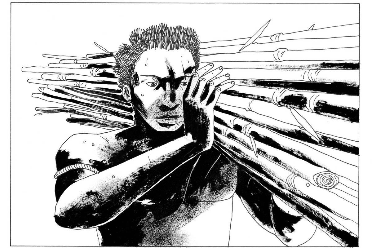 HQ do brasileiro Marcelo D'Salete vence o Eisner, maior prêmio de quadrinhos do mundo: https://t.co/z53LDdjSA8
