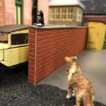 Image for the Tweet beginning: Craiglang at Cupar Model Rail