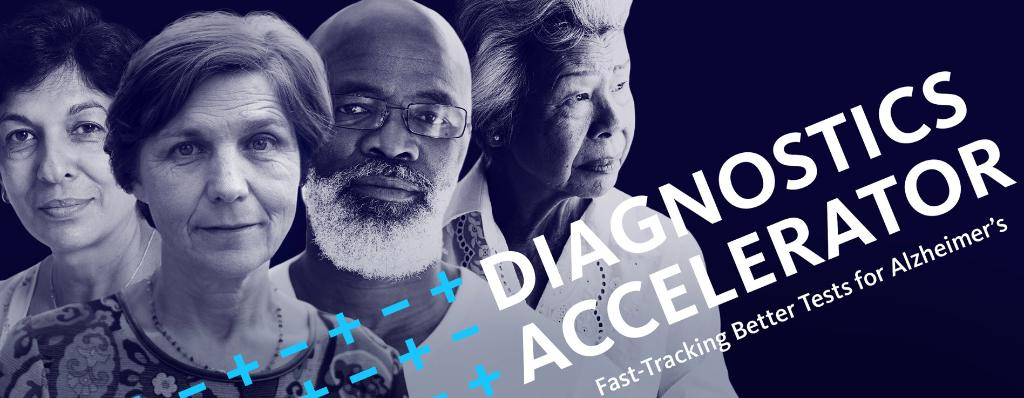 We need a reliable, affordable, and accessible diagnostic for Alzheimer's disease. If you have a bold idea, I encourage you to apply for funding on the new Diagnostics Accelerator website: https://t.co/oNJH0CTgBc