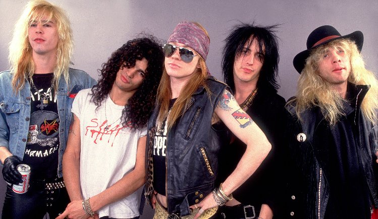 Guns N' Roses' 'Appetite for Destruction' turns 31 today. Here's how the band made their brilliantly trashy debut https://t.co/0yQWyQ0RLD