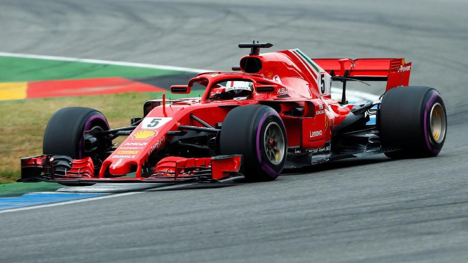 Vettel Pole di Kualifikasi GP Jerman 2018 https://t.co/3Kz2taG0MV https://t.co/oW097jWCA5